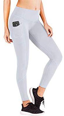761798450d Ewedoos Yoga Pants Women Leggings with Pockets High Waist Tummy Control  Workout Pants for Women 7340