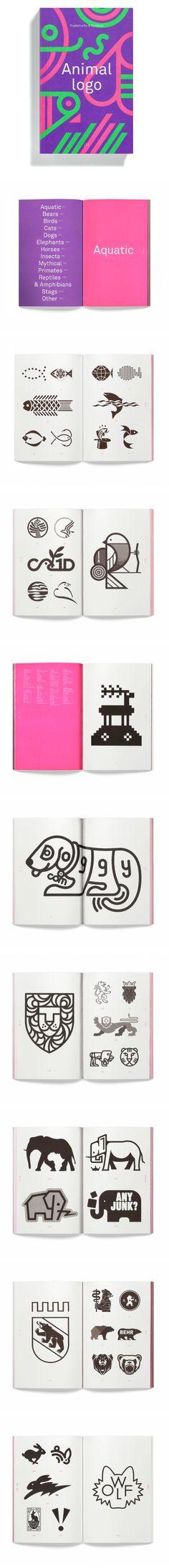 Animal Logo: Trademarks and Symbols - Counter Print