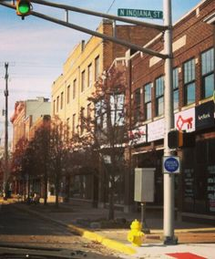 Downtown Warsaw Indiana