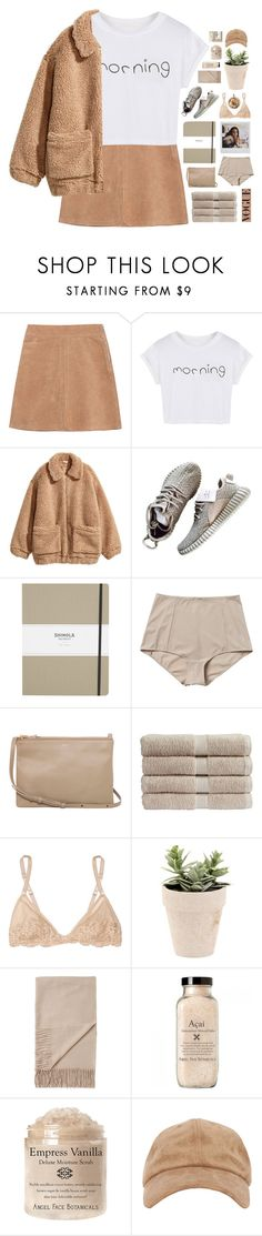 """""""#388"""" by oh-my-rainbow ❤ liked on Polyvore featuring See by Chloé, WithChic, H&M, Shinola, Monki, CÉLINE, Christy, La Perla and L:A Bruket"""
