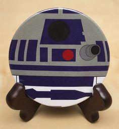 Star Wars R2D2 Pocket Mirror $5.00