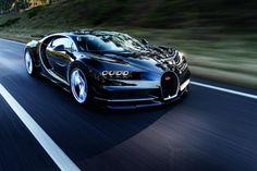 Bugatti Chiron : Madame Plus