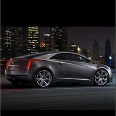 Cadillac ELR - Cant wait to see this at the end of the month at the Houston Auto Show