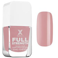 Formula X  Full Strength - Treatment Nail Polish, Color Corner Office - sun-kissed fawn