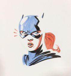 Batgirl by Michael Cho
