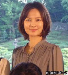 Fujitani Miki (藤谷美紀) 1973-, Japanese Actress