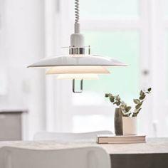 Design riippuvalaisimet Italiasta ja Espanjasta kotiin Suspension Metal, Style Retro, Decoration, Chrome, Ceiling Lights, Led, Lighting, Pendant, Design