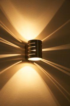 Wandlampe Design Leuchte Wandleuchte Flurlampe Nickel Wandlampen Lampe Leuchten