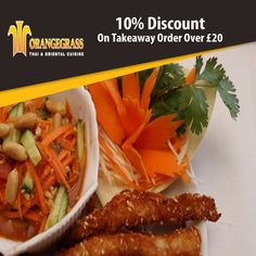 Orangegrass Thai & Oriental Cuisine offers delicious Thai Food in South Shields, Newcastle Upon Tyne Browse takeaway menu and place your order with ChefOnline. You can pay via cash. Thai Takeaway, Thai Restaurant, Thai Recipes, Food Items, Newcastle, A Table, Oriental, Menu, Kitchens