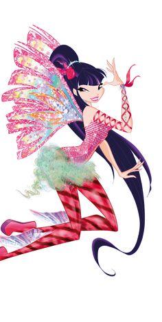 Musa fairies of music