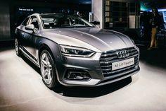 2016 New Audi A5 Coupé