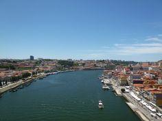 Ponte de Dom LuisⅠ, Porto Portugal (Luglio)