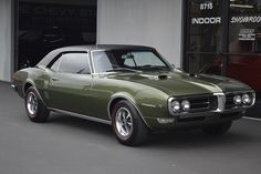 1968 Pontiac Firebird  - HEY DENNY BETZ...THOSE WERE THE DAYS!!!