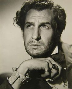 Vincent Price as Nicholas Van Ryn in Dragonwyck
