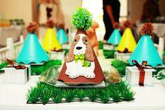 Puppy party idea