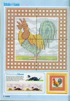 Gallery.ru / Фото #18 - Cross Stitch Crazy 004 февраль 2000 - tymannost