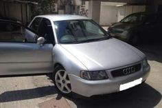 1998 Audi A3 1.8L 1,800 EUR #Cyprus #Nicosia #CarsCyprusCom