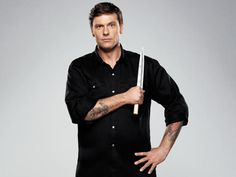 "I might be obsessed with this guy.......Chuck Hughes from ""Chuck's Day Off"" <3"