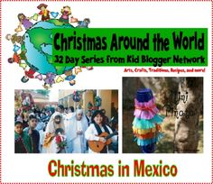 Christmas Around the World: Mexico from Inspired by Family Magazine
