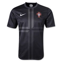 Portugal 2013 Alternate Soccer Jersey  Awesome!