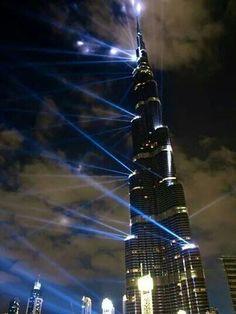 Festival de las luces en Dubai