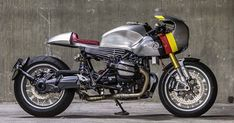 BMW's own cafe racer variant of the R nineT was an instant hit, thanks to its smooth retro looks. California's JSK Moto has now released its own, harder-edged version—with new bodywork that clips on to just three mounting points.