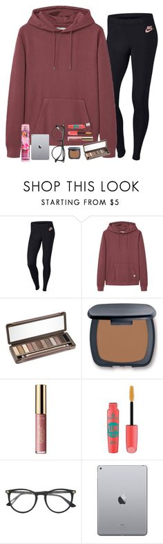 I'm so sick by torideckerrr on Polyvore featuring NIKE, Gucci, MANGO MAN, Urban Decay, Bare Escentuals, Essence and tarte