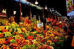 Barcelona Market by Constantin Fellermann on 500px