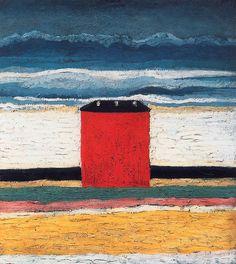 Red HouseKazimir Malevich, 1932