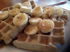 Herbalife24 Recovery Waffles - Find the recipe here: http://cooktraineatrace.com/awesome-eats/ EnduranceSport24@gmail.com for more information regarding the Herbalife24 Product Line. Herbalife Dallas