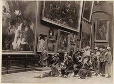 Visita guiada al Museo del Louvre 1923.