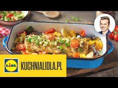 Przepisy Karola Okrasy Kuchnialidlapl Youtube Food