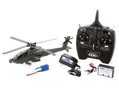 Get your hands on this fun #Blade Micro AH-64 #Apache #rchelicopter from #hobbytron. #rcheli #hthelicopter -- Get yours today for only $279.95.