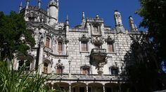 Lisbon Attractions & Monuments | Four Seasons Hotel Ritz Lisbon Quinta da Regaleira