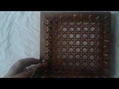 Noções Básicas de Como Empalhar Cadeira de Palhinha! - YouTube