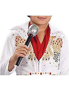 Elvis Microphoneclass=