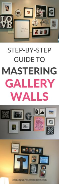 Step-by-step guide to mastering Gallery Walls, how to make a gallery wall, gallery wall ideas, gallery wall layouts, gallery wall, shutterfly ideas, how to make a gallery wall living rooms, home decor