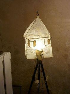 ✕ Charming doesn't even begin to describe! / #light #design #handmade / via: http://cigaleetmimosa.canalblog.com/archives/2011/12/05/22892488.html & also: http://retalola.com/blog/index.php
