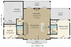 Exclusive Modern House Plan with Split Bedroom Layout - 85132MS   1st Floor Master Suite, Contemporary, Exclusive, Modern, Split Bedrooms   Architectural Designs