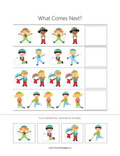 Preschool Winter Fun