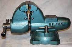 Wilton C1 I just finished. New handles, pipe jaws, jaws Horseshoe washer and swivel clamps. Should go another 30 years.