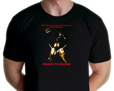 Bruce Springsteen - Reason To Believe T-shirt Design by graphic artist Jarod. Available from www.rocknprint.nl