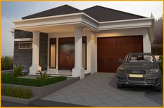 beautiful home designs in sri lanka with house exterior paint ideas philippines and home exterior gate design Simple House Design, House Front Design, Modern House Design, Modern House Floor Plans, Modern Bungalow House, Style At Home, Main Entrance Door Design, House With Balcony, Modern Minimalist House