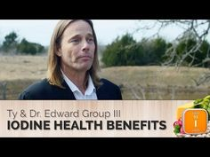 The Truth About Cancer Featuring: The Powerful Health Benefits of Iodine - Dr. Iodine Benefits, Health Benefits, Health Tips, Group Health, Iodine Supplement, Iodine Deficiency, Endocrine Disruptors, Hypothyroidism Diet, Cancer Cure