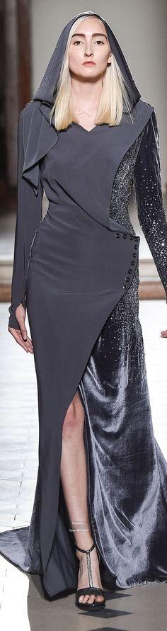 Needs platform shoes! ...Julien Fournié Collection Fall 2015 Couture