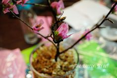 Beautiful Easter Tablescape