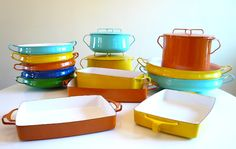 Vintage Kobenstyle cookware by Dansk @ The Thrift Collective: An Embarrassment of Riches.