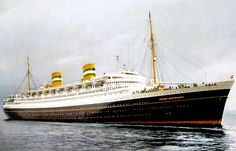 Holland America Line History: 1872 t0 2000 - Page One