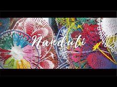 Ñandutí, el encaje artesanal que colorea Paraguay - YouTube