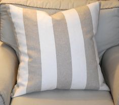 EURO PILLOW Cover French Laundry linen/off white and by yiayias, $65.00
